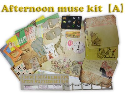 Afternoon muse kit A