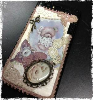 小林真紀子先生 のiphoneカバー