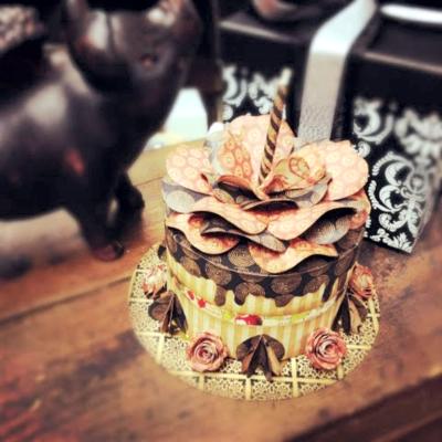 6/26 ワークショップケーキ ボックス